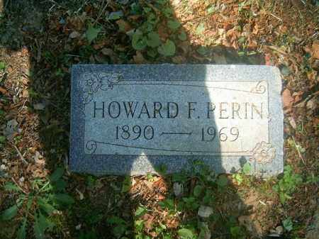 PERIN, HOWARD    F - Hamilton County, Ohio | HOWARD    F PERIN - Ohio Gravestone Photos