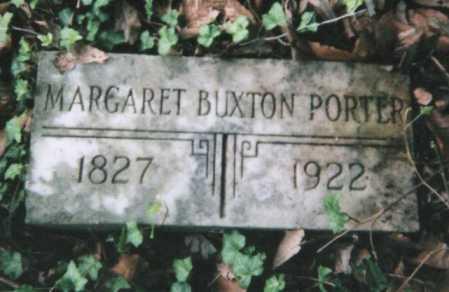 BUXTON PORTER, MARGARET - Hamilton County, Ohio | MARGARET BUXTON PORTER - Ohio Gravestone Photos