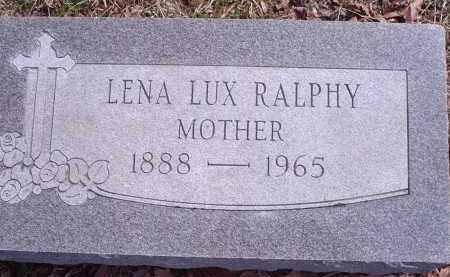 RALPHY, LENA - Hamilton County, Ohio | LENA RALPHY - Ohio Gravestone Photos
