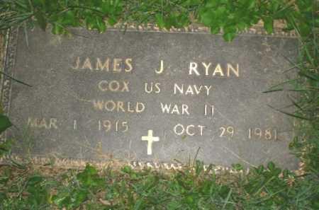RYAN, JAMES - Hamilton County, Ohio | JAMES RYAN - Ohio Gravestone Photos