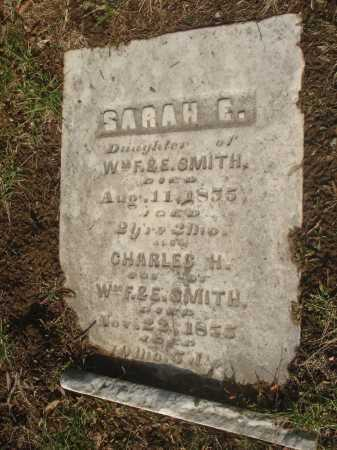 SMITH, SARAH - Hamilton County, Ohio | SARAH SMITH - Ohio Gravestone Photos