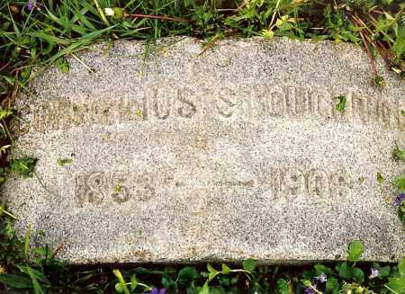 STOUGHTON, CORNELIUS - Hamilton County, Ohio | CORNELIUS STOUGHTON - Ohio Gravestone Photos