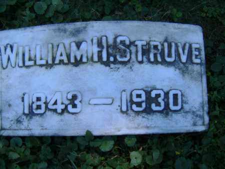 STRUVE, WILLIAM - Hamilton County, Ohio | WILLIAM STRUVE - Ohio Gravestone Photos