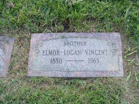 VINCENT, ELMOR LOGAN - Hamilton County, Ohio | ELMOR LOGAN VINCENT - Ohio Gravestone Photos