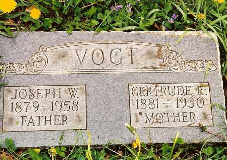 STOUGHTON VOGT, GERTRUDE E. - Hamilton County, Ohio | GERTRUDE E. STOUGHTON VOGT - Ohio Gravestone Photos