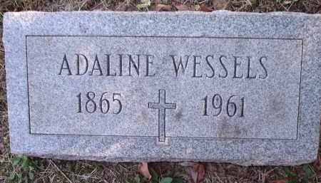 WESSELS, ADALINE - Hamilton County, Ohio | ADALINE WESSELS - Ohio Gravestone Photos