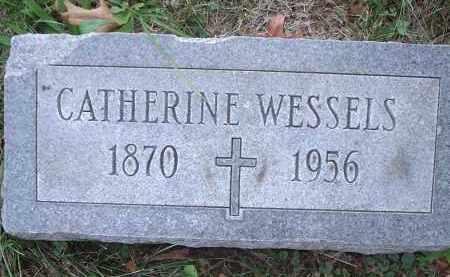 WESSELS, CATHERINE - Hamilton County, Ohio | CATHERINE WESSELS - Ohio Gravestone Photos