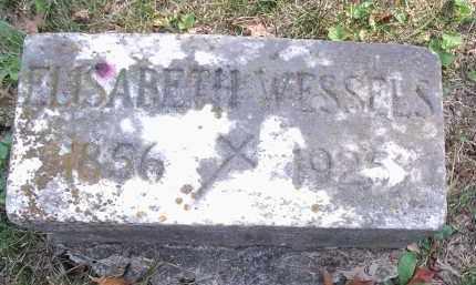 WESSELS, ELISABETH - Hamilton County, Ohio | ELISABETH WESSELS - Ohio Gravestone Photos