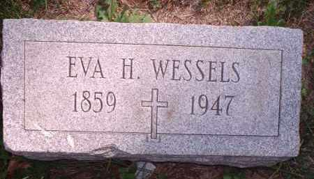 WESSELS, EVA H. - Hamilton County, Ohio | EVA H. WESSELS - Ohio Gravestone Photos