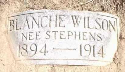 WILSON, BLANCHE - Hamilton County, Ohio | BLANCHE WILSON - Ohio Gravestone Photos