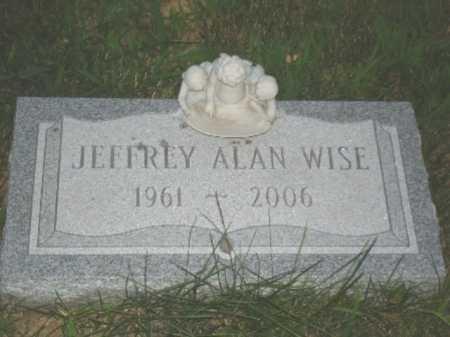 WISE, JEFFREY ALAN - Hamilton County, Ohio | JEFFREY ALAN WISE - Ohio Gravestone Photos