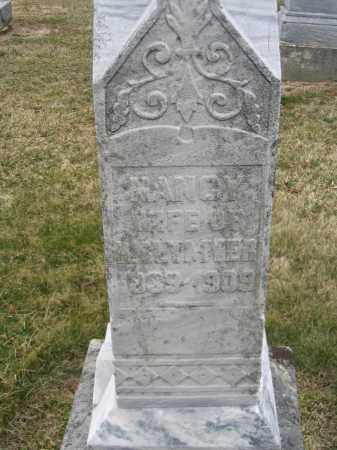 BLYMER, NANCY - Hancock County, Ohio | NANCY BLYMER - Ohio Gravestone Photos