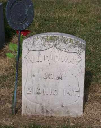 DIDWAY, WILLIAM - Hancock County, Ohio | WILLIAM DIDWAY - Ohio Gravestone Photos