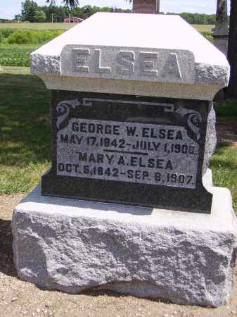 ALTMAN ELSEA, MARY ANN - Hancock County, Ohio | MARY ANN ALTMAN ELSEA - Ohio Gravestone Photos