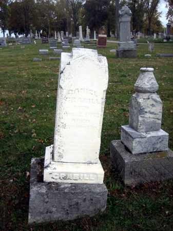 CRABILL, DANIEL - Hardin County, Ohio | DANIEL CRABILL - Ohio Gravestone Photos