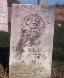 DEVORE, JACOB - Hardin County, Ohio   JACOB DEVORE - Ohio Gravestone Photos