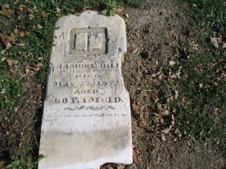 HILL, SAMUEL - Hardin County, Ohio | SAMUEL HILL - Ohio Gravestone Photos