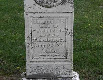 ROGERS, CLARISSA E. - Hardin County, Ohio | CLARISSA E. ROGERS - Ohio Gravestone Photos
