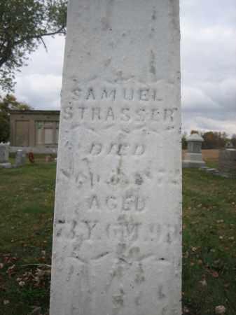 STRASSER, SAMUEL - Hardin County, Ohio | SAMUEL STRASSER - Ohio Gravestone Photos
