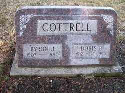 COTTRELL, DORIS B. - Hardin County, Ohio | DORIS B. COTTRELL - Ohio Gravestone Photos