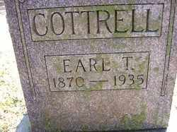COTTRELL, EARL T. - Hardin County, Ohio | EARL T. COTTRELL - Ohio Gravestone Photos