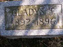 COTTRELL, GLADYS F. - Hardin County, Ohio | GLADYS F. COTTRELL - Ohio Gravestone Photos
