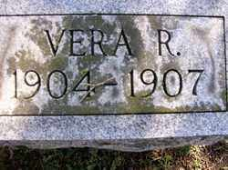 COTTRELL, VERA R. - Hardin County, Ohio | VERA R. COTTRELL - Ohio Gravestone Photos