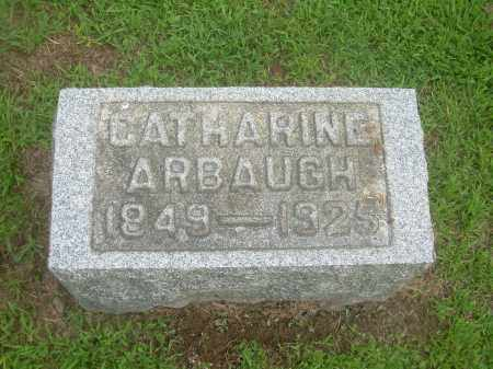 AARBAUGH, CATHERINE - Harrison County, Ohio | CATHERINE AARBAUGH - Ohio Gravestone Photos