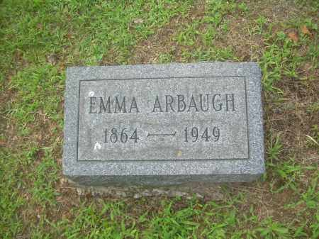 ARBAUGH, EMMA - Harrison County, Ohio | EMMA ARBAUGH - Ohio Gravestone Photos
