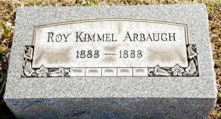 ARBAUGH, ROY KIMMEL - Harrison County, Ohio | ROY KIMMEL ARBAUGH - Ohio Gravestone Photos
