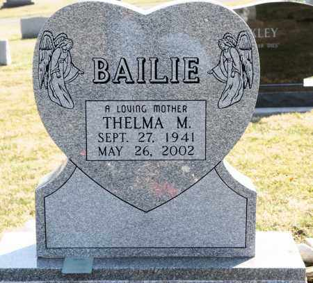 THOMPSON BAILIE, THELMA M. - Harrison County, Ohio | THELMA M. THOMPSON BAILIE - Ohio Gravestone Photos