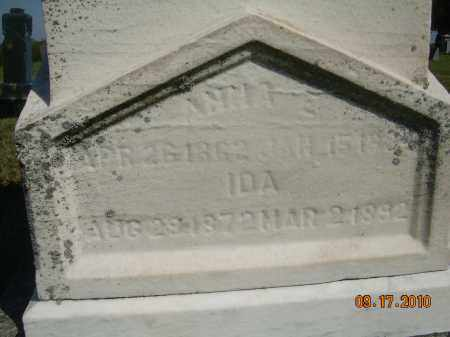BEADLE, ANNA - Harrison County, Ohio | ANNA BEADLE - Ohio Gravestone Photos