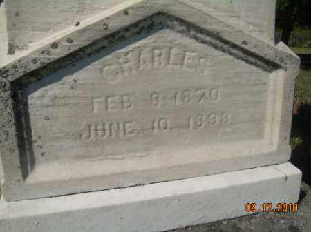 BEADLE, CHARLES - Harrison County, Ohio | CHARLES BEADLE - Ohio Gravestone Photos