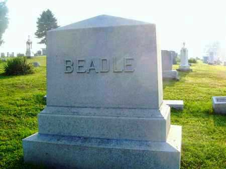 BEADLE, FAMILY STONE - Harrison County, Ohio | FAMILY STONE BEADLE - Ohio Gravestone Photos