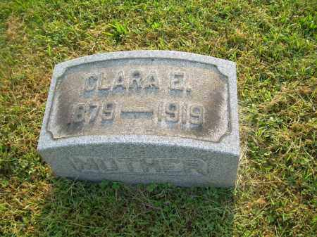 EATON BLACK, CLARA MAE - Harrison County, Ohio | CLARA MAE EATON BLACK - Ohio Gravestone Photos