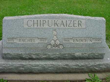 CHIPUKAIZER, RACHEL - Harrison County, Ohio | RACHEL CHIPUKAIZER - Ohio Gravestone Photos