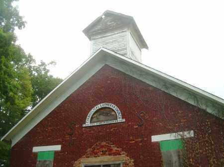 CHURCH, CLOSEUP - Harrison County, Ohio | CLOSEUP CHURCH - Ohio Gravestone Photos
