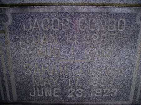 KIMMEL CONDO, SARAH JANE - CLOSEVIEW - Harrison County, Ohio | SARAH JANE - CLOSEVIEW KIMMEL CONDO - Ohio Gravestone Photos