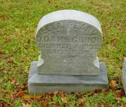CONDO, LELA PEARL - Harrison County, Ohio | LELA PEARL CONDO - Ohio Gravestone Photos