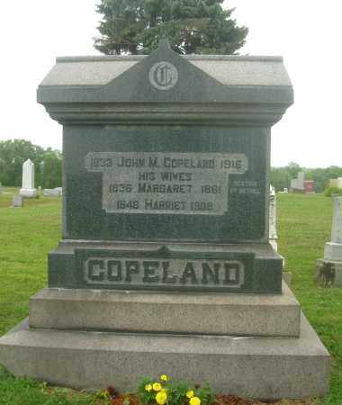 COPELAND, HARRIET - Harrison County, Ohio | HARRIET COPELAND - Ohio Gravestone Photos