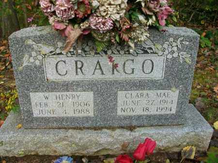 CRAIGO, WILLIAM HENRY - Harrison County, Ohio | WILLIAM HENRY CRAIGO - Ohio Gravestone Photos