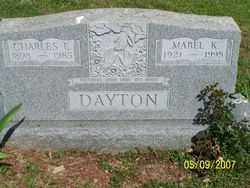DAYTON, CHARLES EDISON - Harrison County, Ohio | CHARLES EDISON DAYTON - Ohio Gravestone Photos