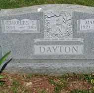 DAYTON, CHARLES - Harrison County, Ohio | CHARLES DAYTON - Ohio Gravestone Photos
