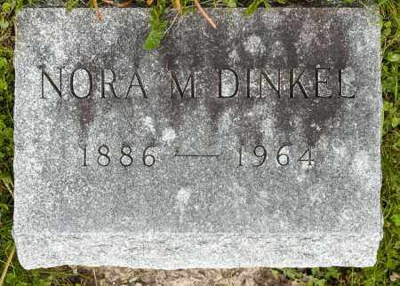 DINKEL, NORA MATILDA - Harrison County, Ohio | NORA MATILDA DINKEL - Ohio Gravestone Photos