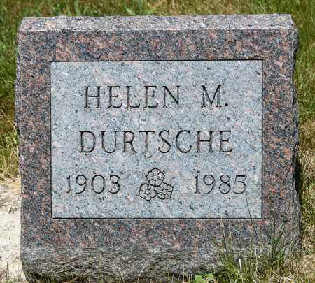 DURTSCHE, HELEN MAY - Harrison County, Ohio | HELEN MAY DURTSCHE - Ohio Gravestone Photos