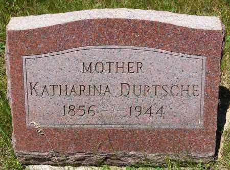 DURTSCHE, KATHARINA - Harrison County, Ohio | KATHARINA DURTSCHE - Ohio Gravestone Photos