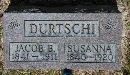 DURTSCHI, SUSANNA - Harrison County, Ohio | SUSANNA DURTSCHI - Ohio Gravestone Photos