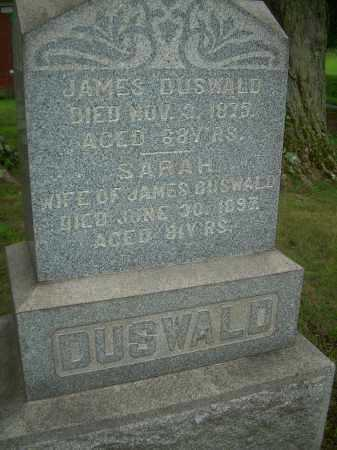 DUSWALD, SARAH - Harrison County, Ohio | SARAH DUSWALD - Ohio Gravestone Photos