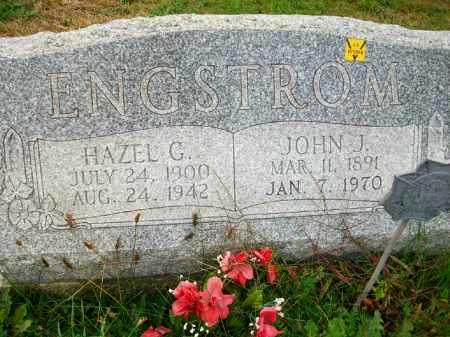 ENGSTROM, HAZEL G - Harrison County, Ohio | HAZEL G ENGSTROM - Ohio Gravestone Photos