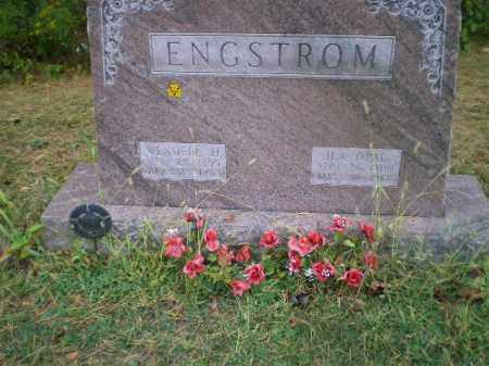 ENGSTROM, WENDELL HOLMES - Harrison County, Ohio | WENDELL HOLMES ENGSTROM - Ohio Gravestone Photos